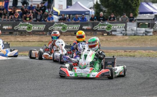 Australian Kart Championship Rnd 4 Emerald QLD Race Report