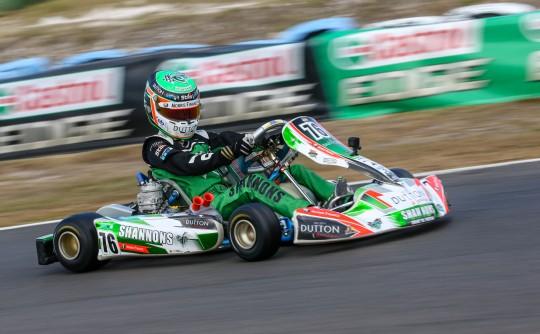 Australian Karting Championship -Newcastle NSW - Round 3 KA2