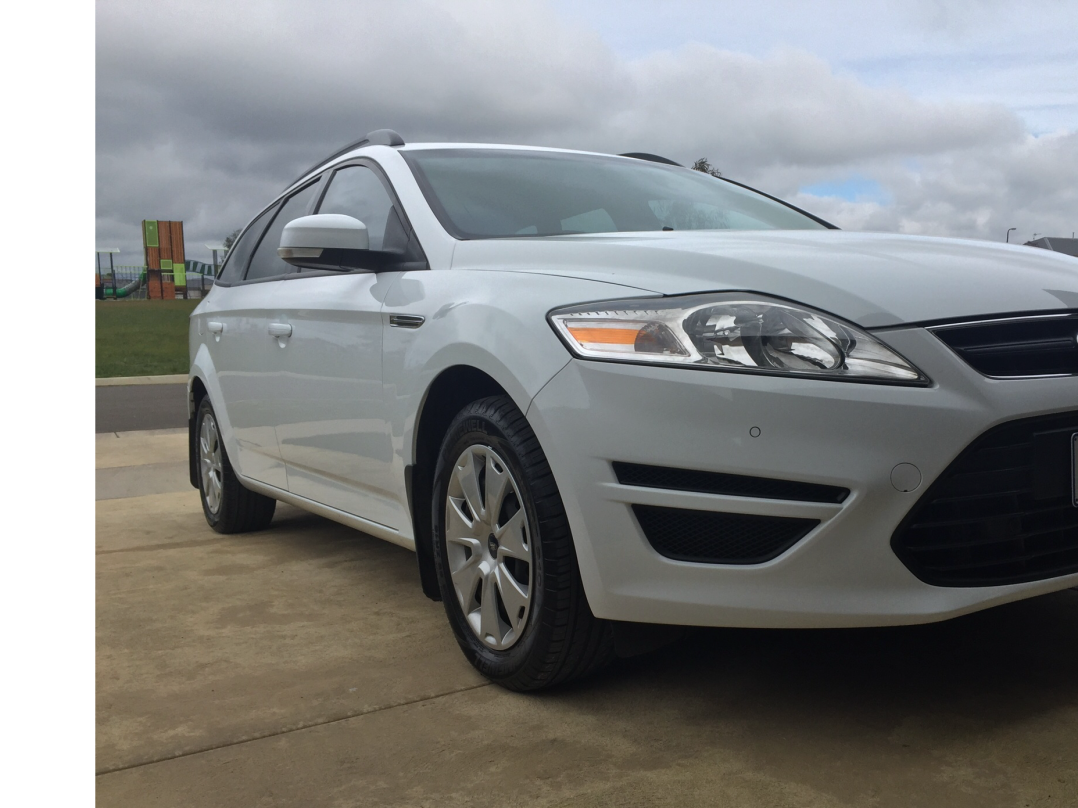 2012 Ford MONDEO LX TDCi