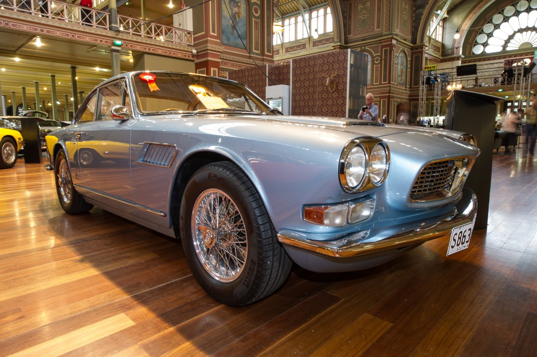 1967 Maserati SEBRING 11