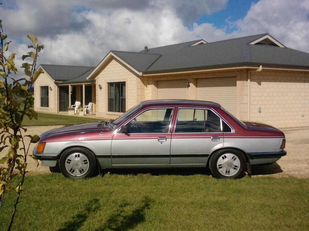 1982 Holden VH SL/E