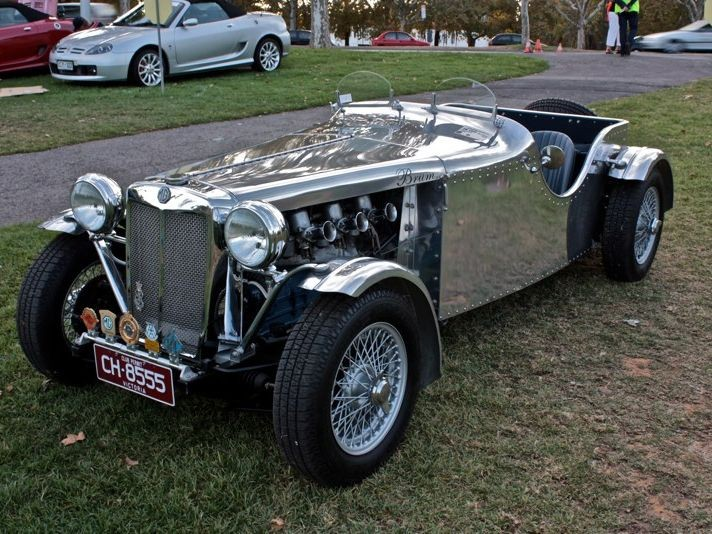 1949 MG Y Type Special