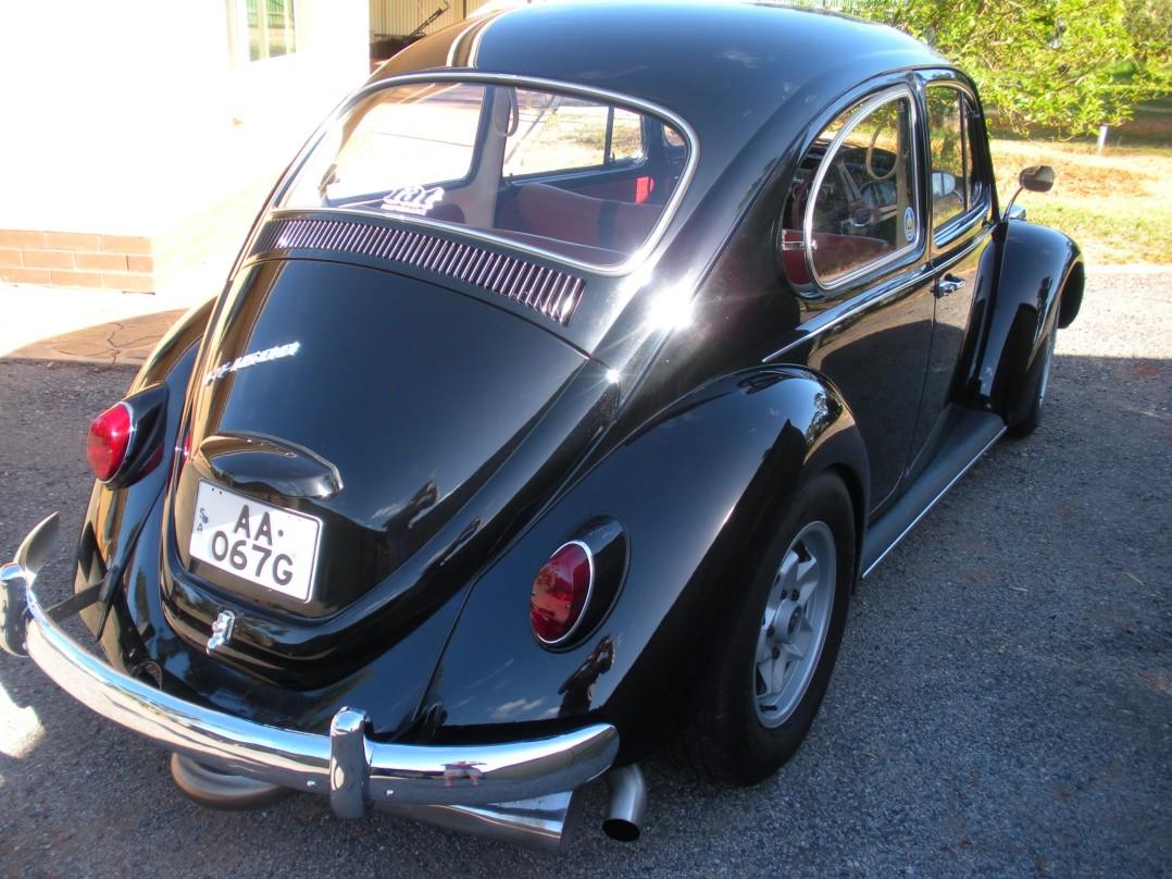 1967 Volkswagen 1500 (BEETLE) WOLFSBURG EURO BUILT