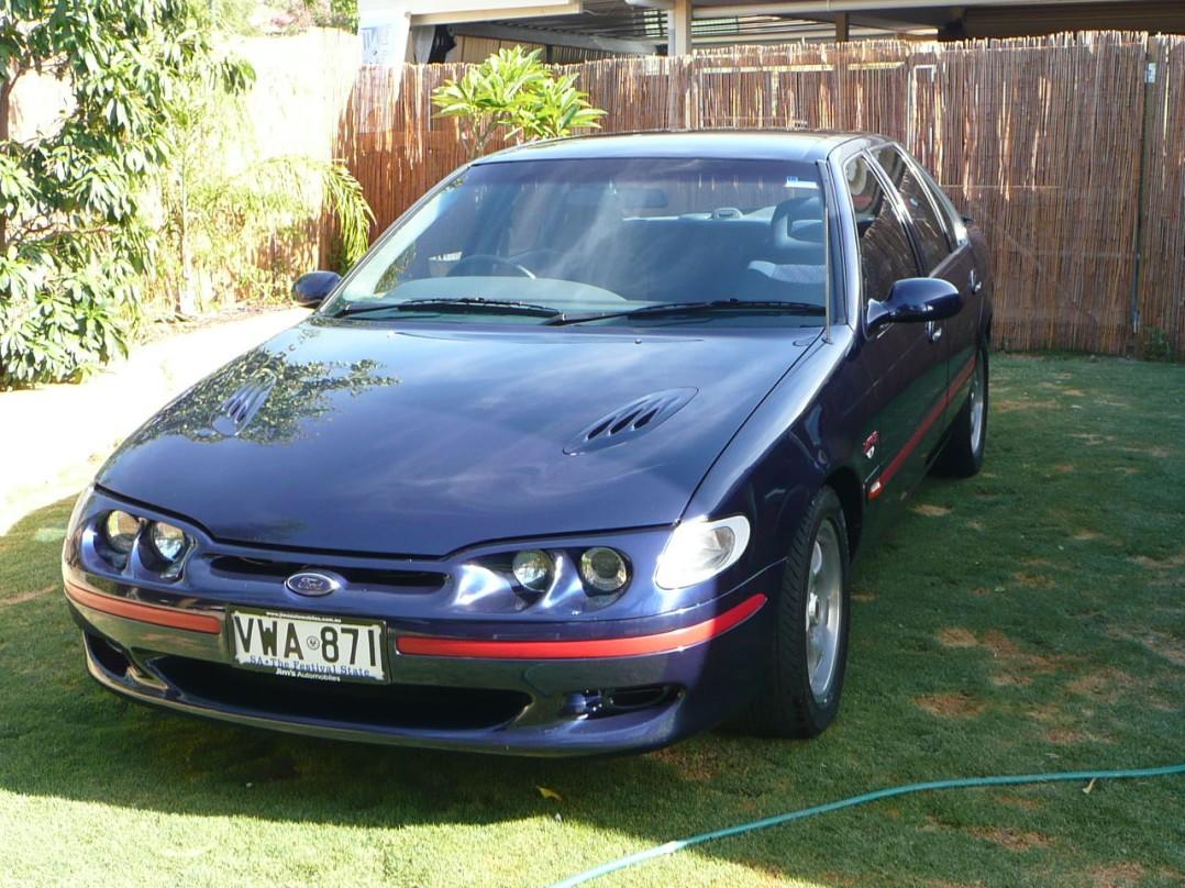 1996 Ford XR8