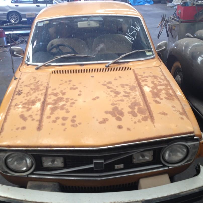 1974 Volvo 144GL