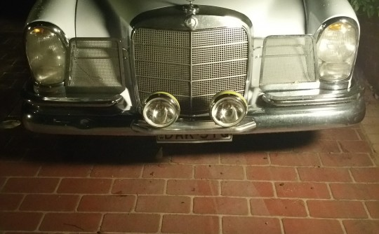 1965 Mercedes Benz 220SE