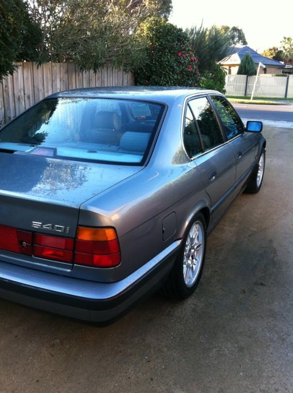 1993 BMW 540i