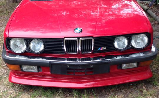 1985 BMW M528i
