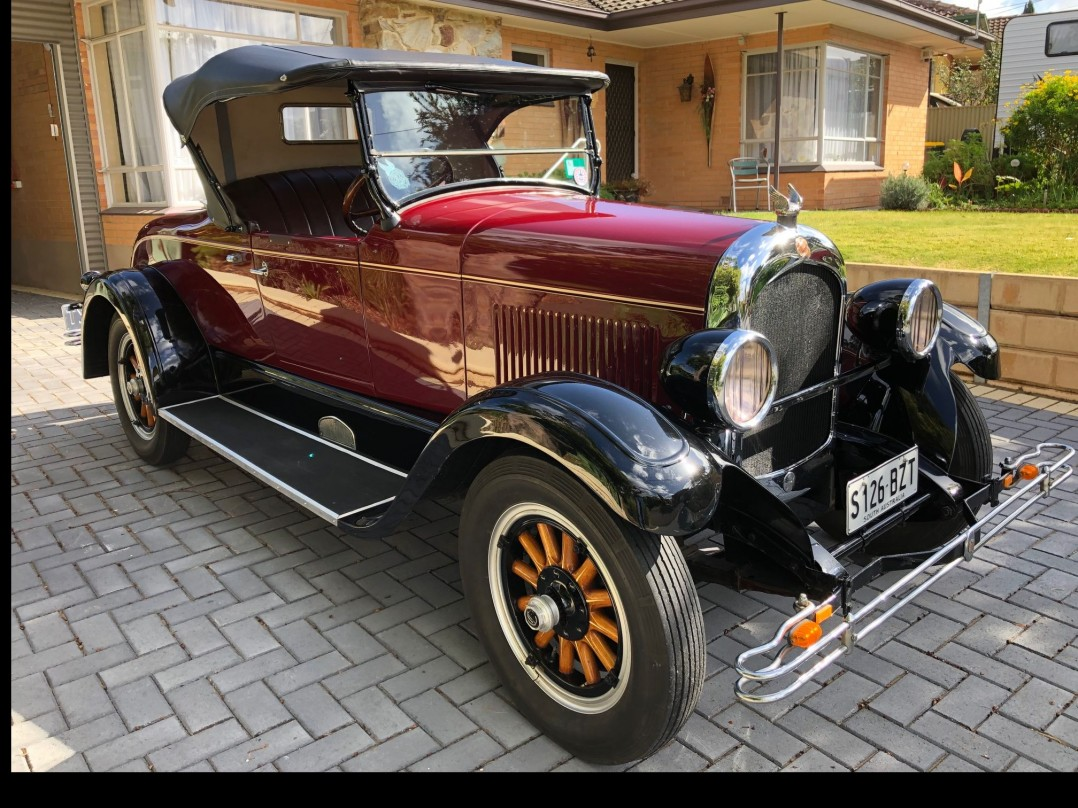 1927 Chrysler Chrysler 60 Roadster