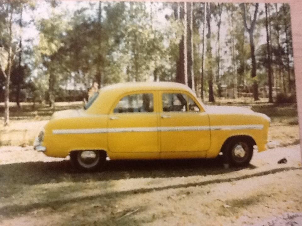 1950 Ford Consul