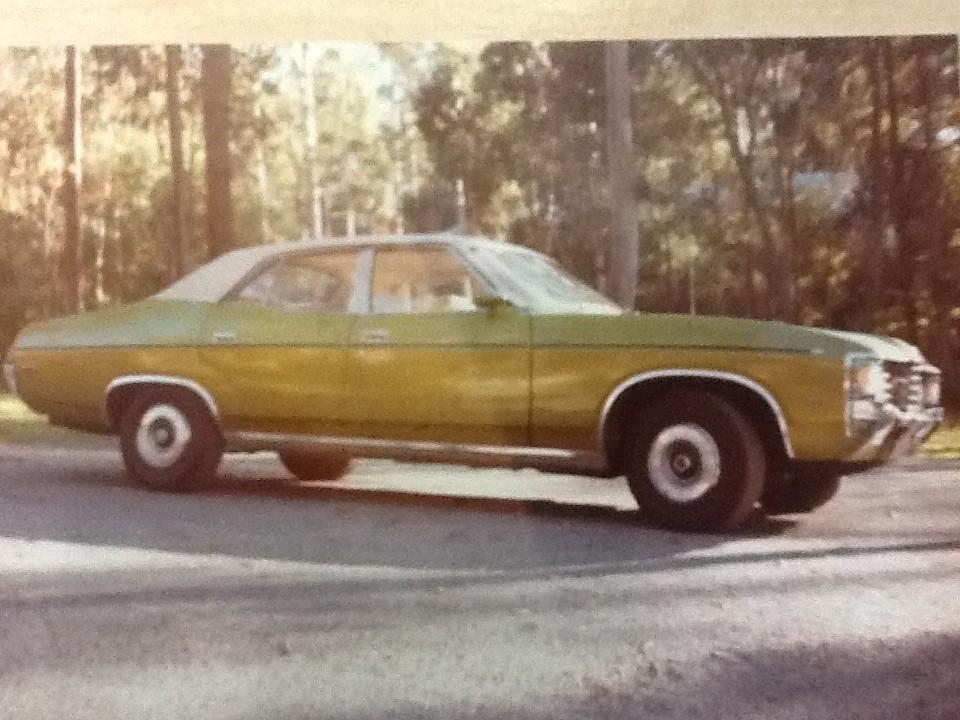 1974 Ford Fairlane