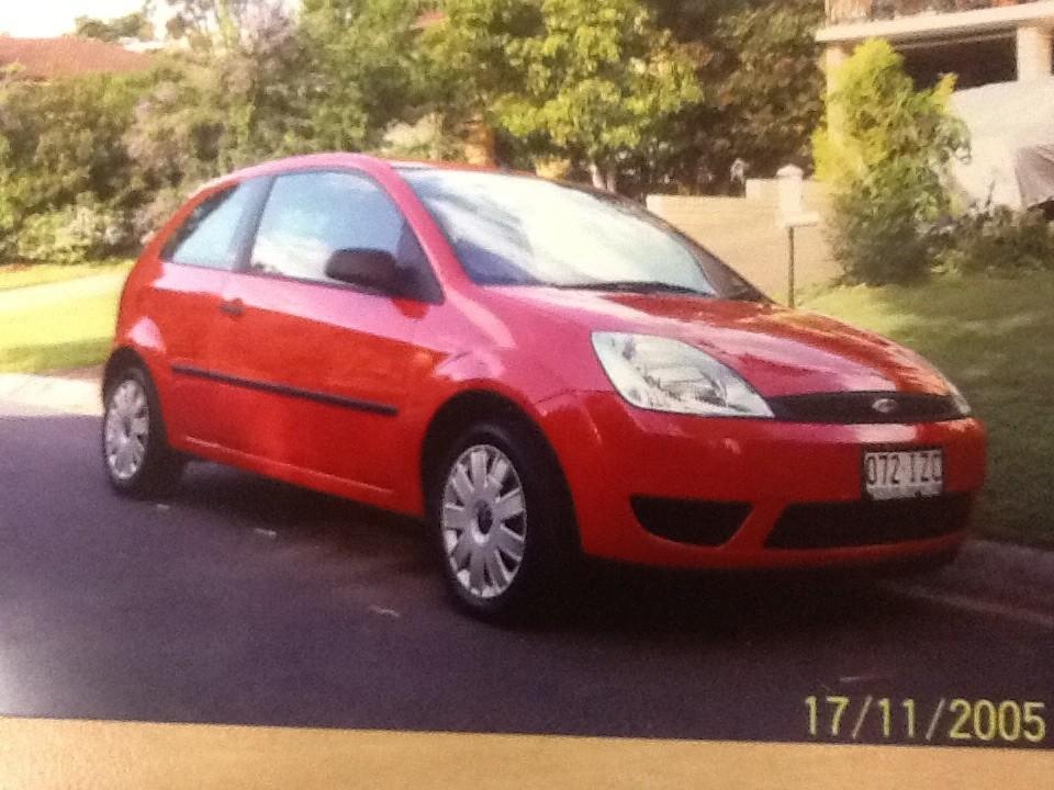 2005 Ford FIESTA LX