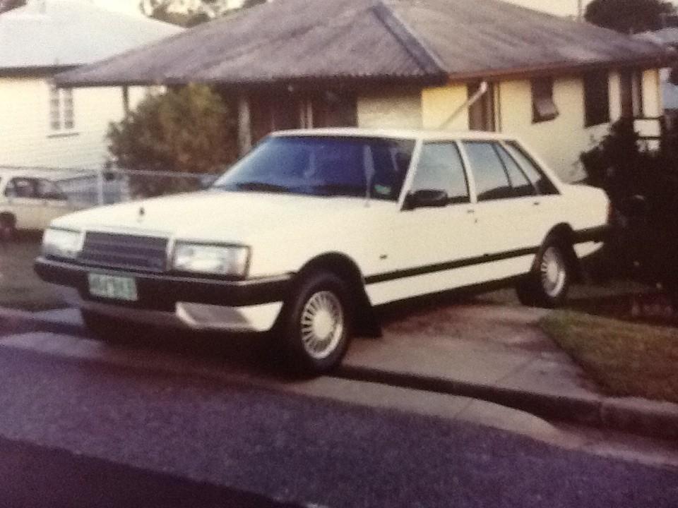 1986 Ford Fairlane