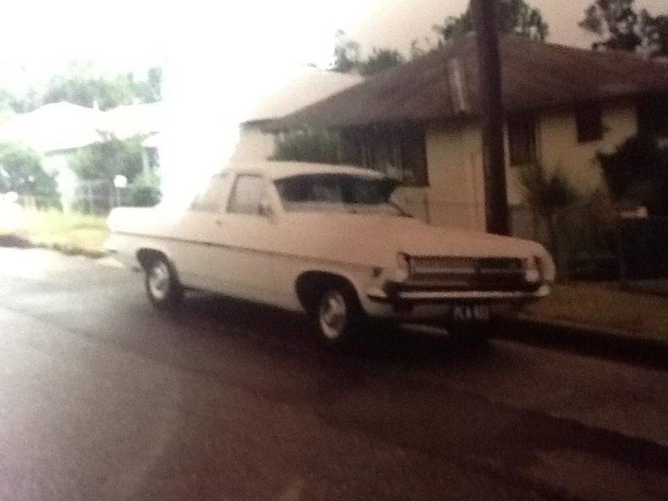 1966 Holden HD