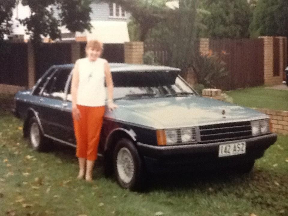 1980 Ford Fairlane Sportsman