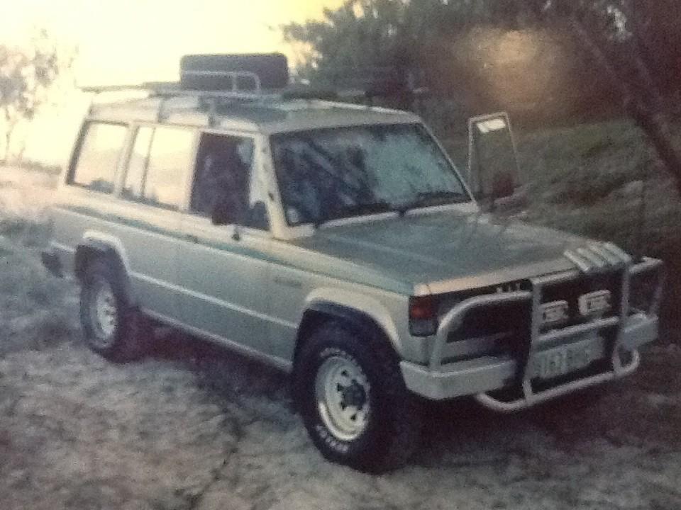 1988 Mitsubishi Pajero