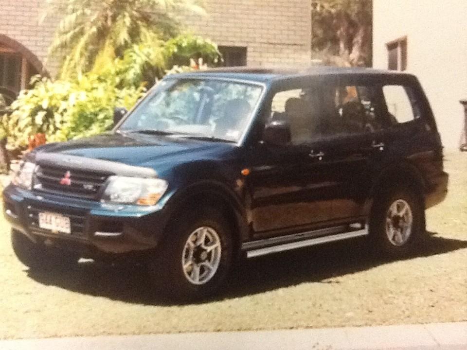 2002 Mitsubishi PAJERO EXCEED GLS LWB (4x4)