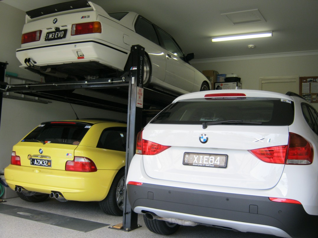 2010 BMW X1 E84 wagon, E30 M3, 1999 M coupe