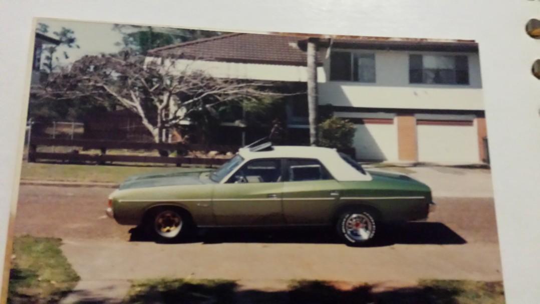 1975 Chrysler Valiant Ranger