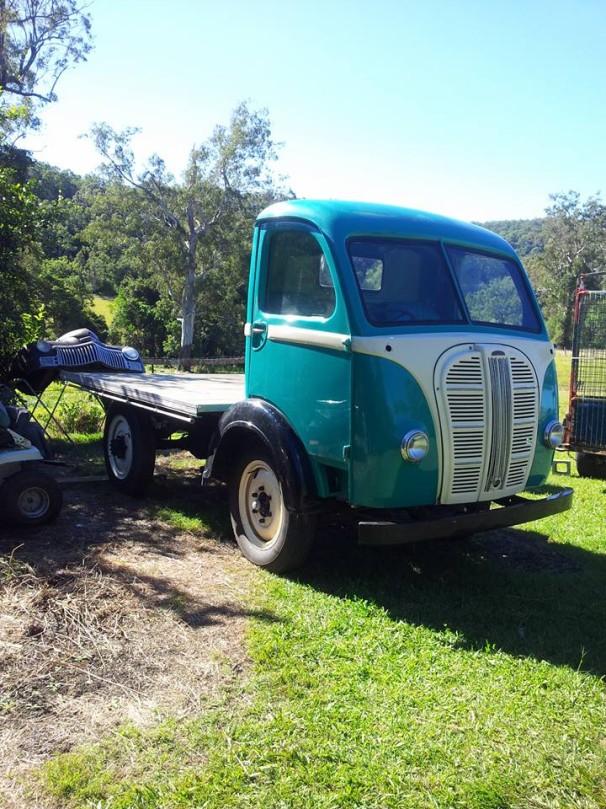 1948 Austin k8