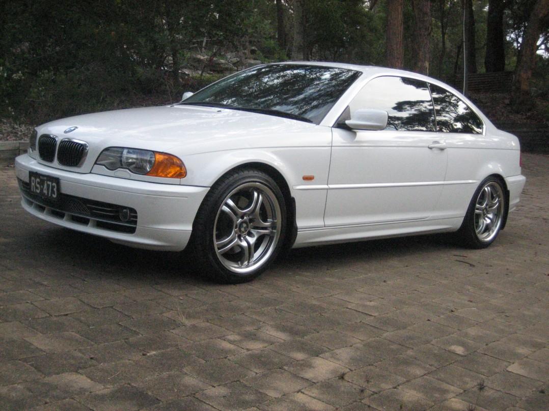 2000 BMW 330Ci