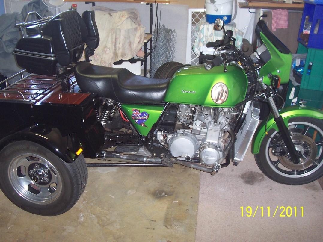 1982 Kawasaki z1300
