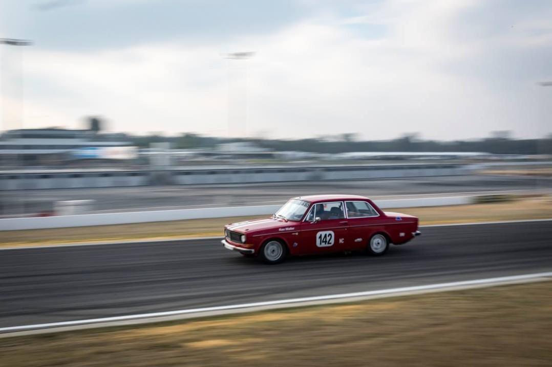 1970 Volvo 142 S