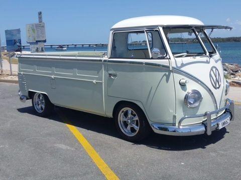 1962 Volkswagen 1962 Kombi Single Cab Ute