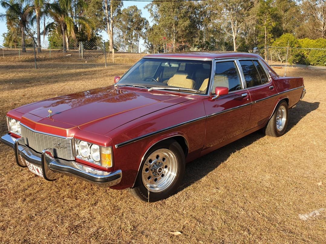 1977 Holden HZ Statesman Caprice