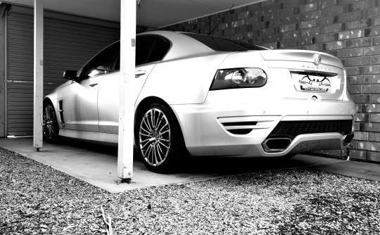 2012 Holden Special Vehicles Senator Signature