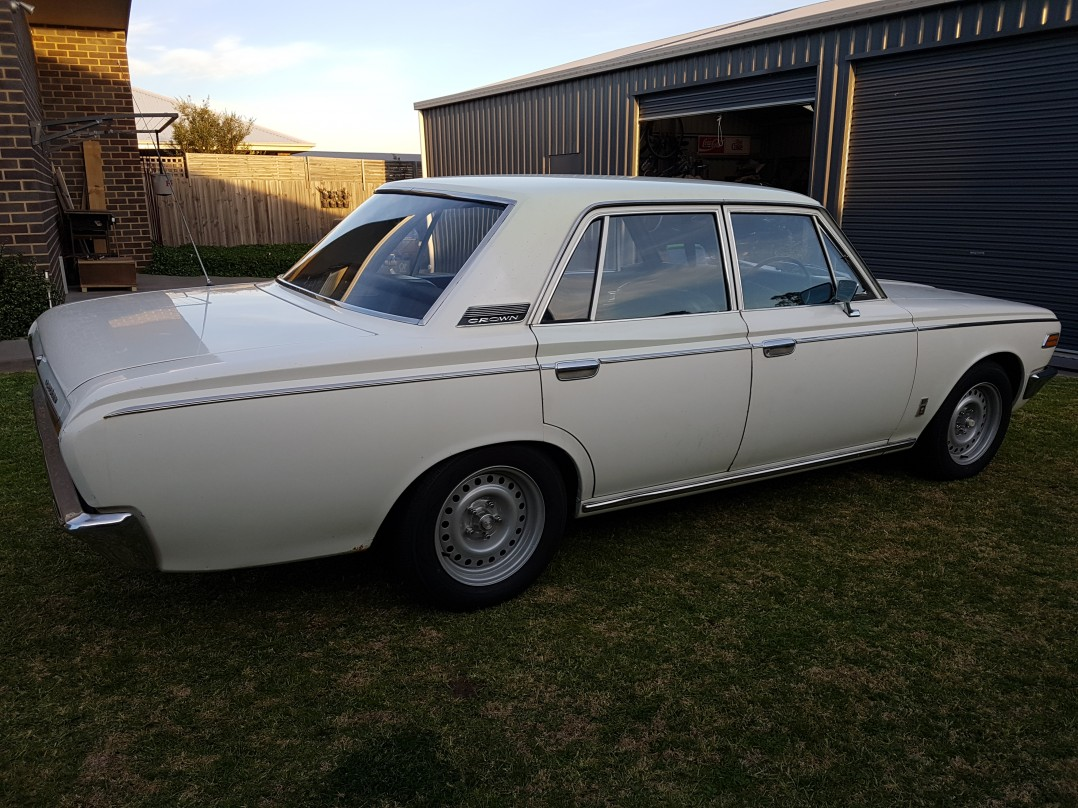 1970 Toyota CROWN DELUXE