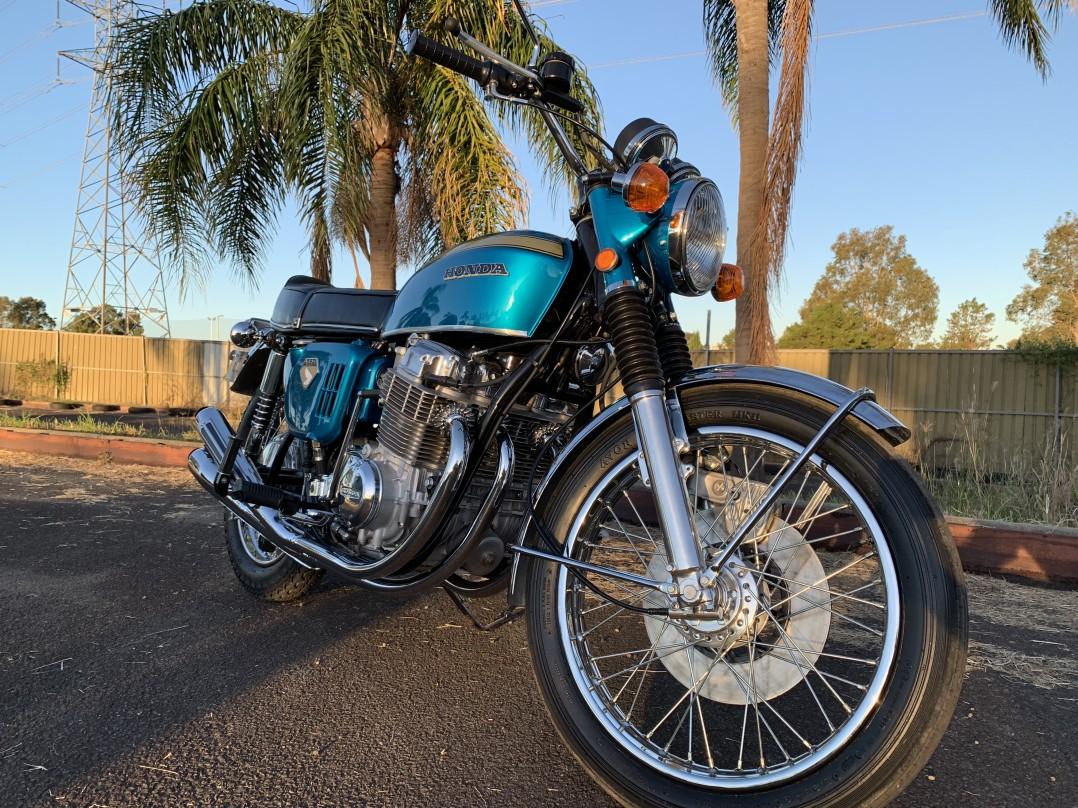 1969 Honda 736cc CB750K