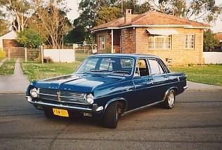 1966 Holden HD X2