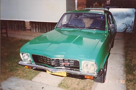 1971 Holden LJ Torana GTR