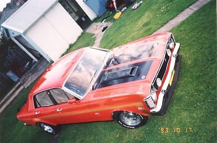 1969 Ford XW GT Falcon