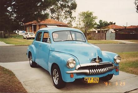 1955 Holden FJ