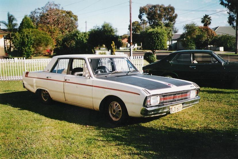 1970 Chrysler Valiant VG Pacer