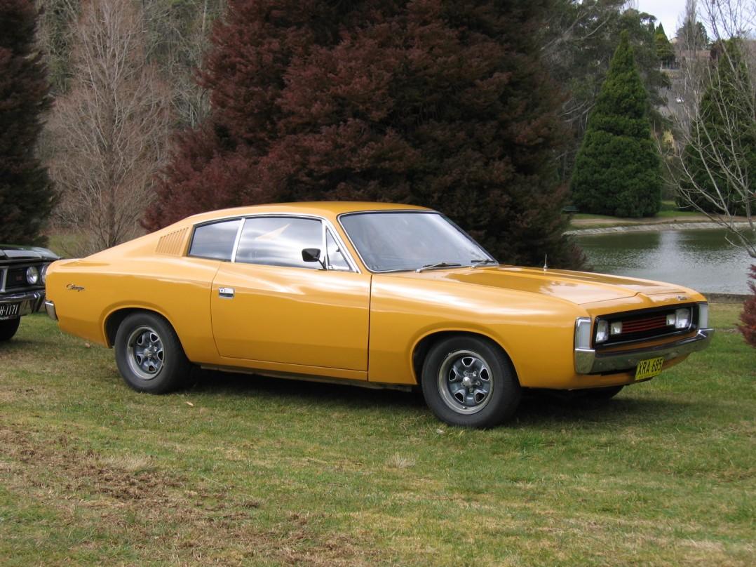1971 Chrysler Valiant VH Charger R/T 2bbl