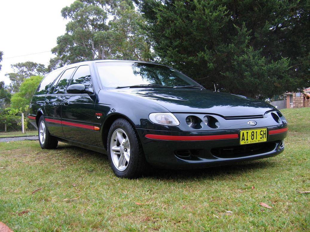 1995 Ford EF XR6 Wagon