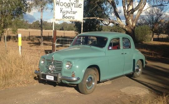 1951 Rover 75