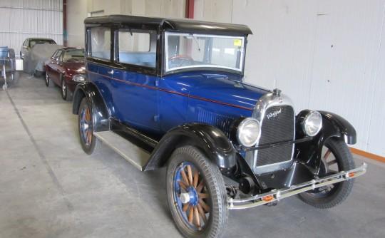 1926/7 Whippet Coach