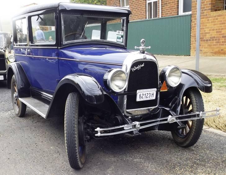 1926 Overland Whippet Model 96