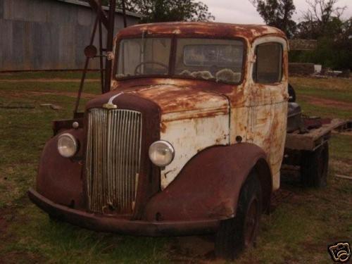 1950 Morris Commercial LC3