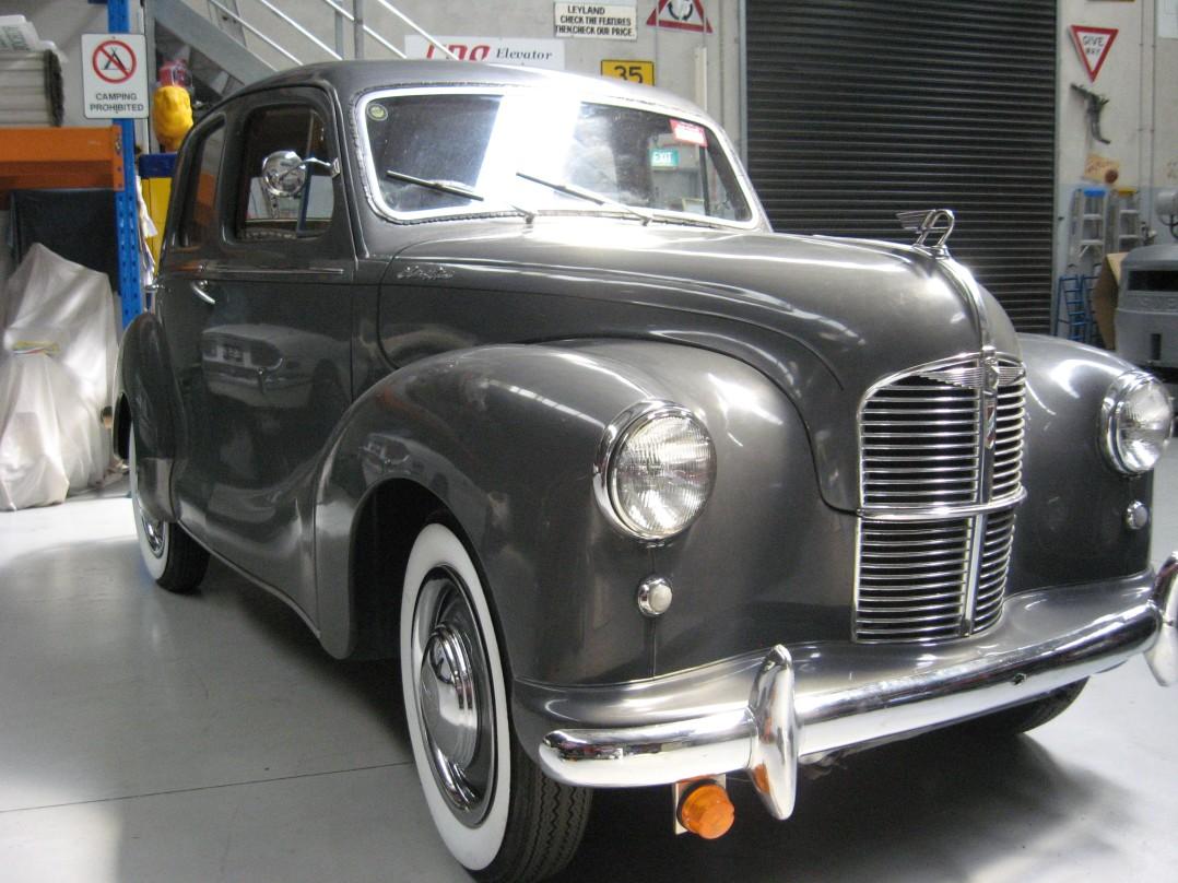 1950 Austin A40 A40 - Bensa40