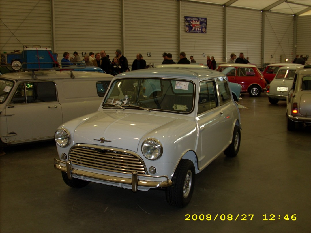 1965 Morris 998 cooper