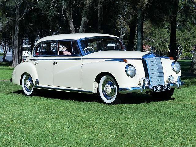 1955 Mercedes-Benz 300b