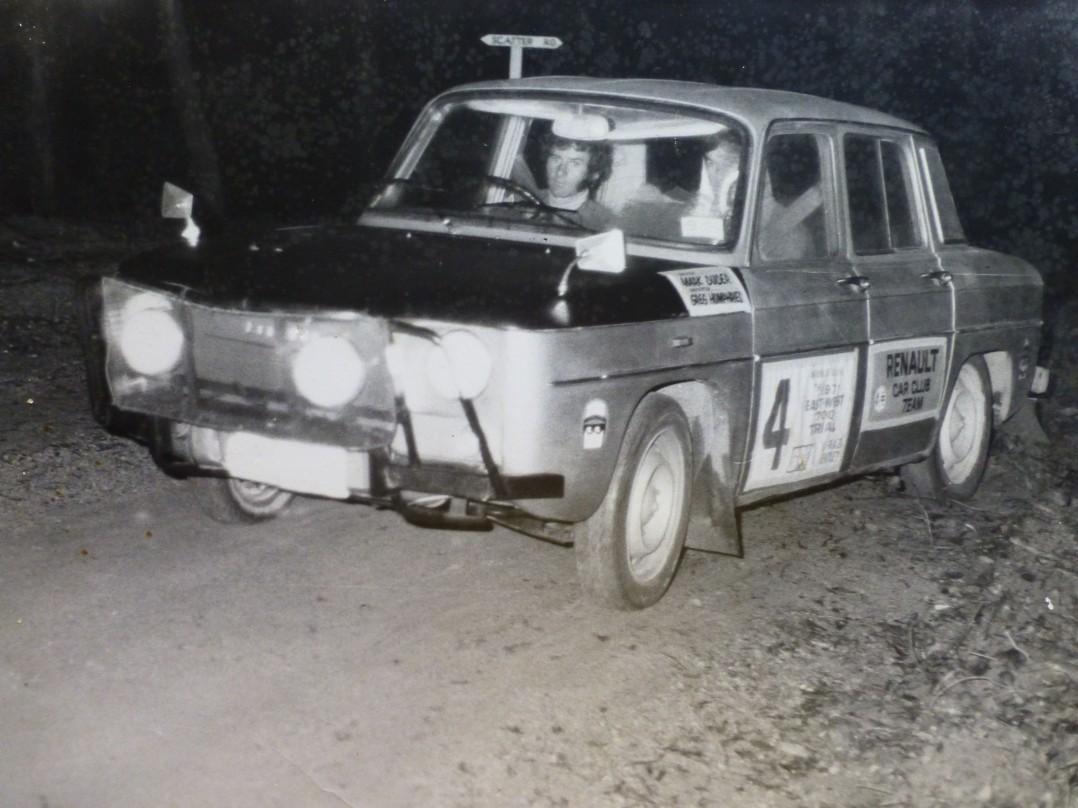 1966 Renault R8