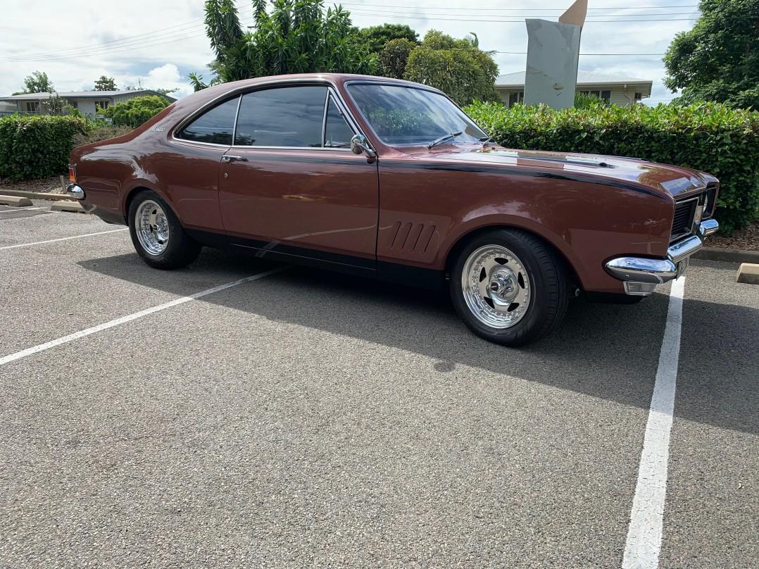 1970 Holden HG GTS Monaro