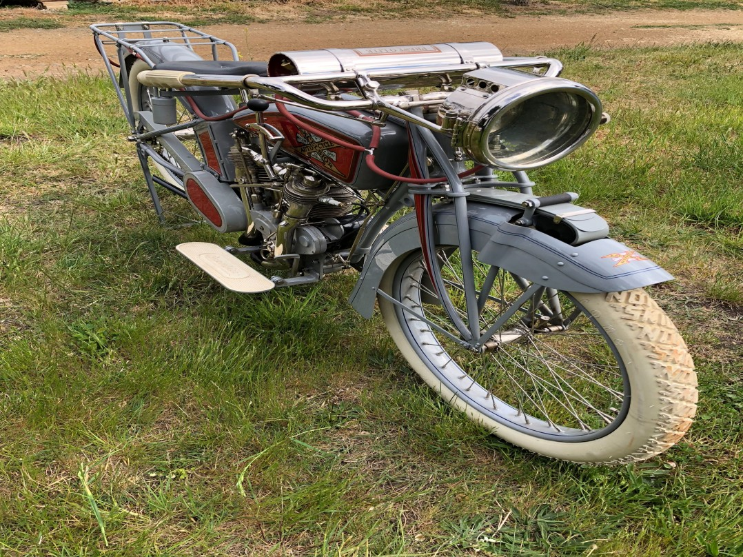 1915 Excelsior. 1000cc twin