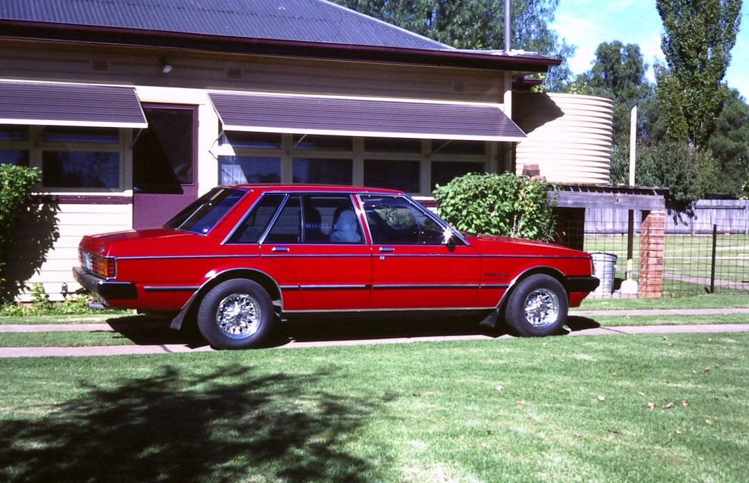 1983 Ford ZK Fairlane